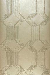 Papel de parede Xander ouro