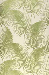 Wallpaper Milva light green shimmer