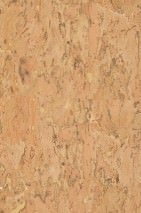 Wallpaper Natural Cork 01 Matt Solid colour Brown tones
