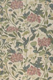 Wallpaper Flowery cream