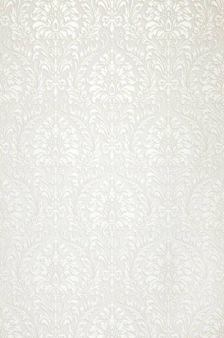 Archiv Papel de parede Sedan branco Largura do rolo