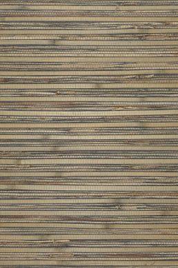 Tapete Natural Bamboo 01 Grüngrau A4-Ausschnitt