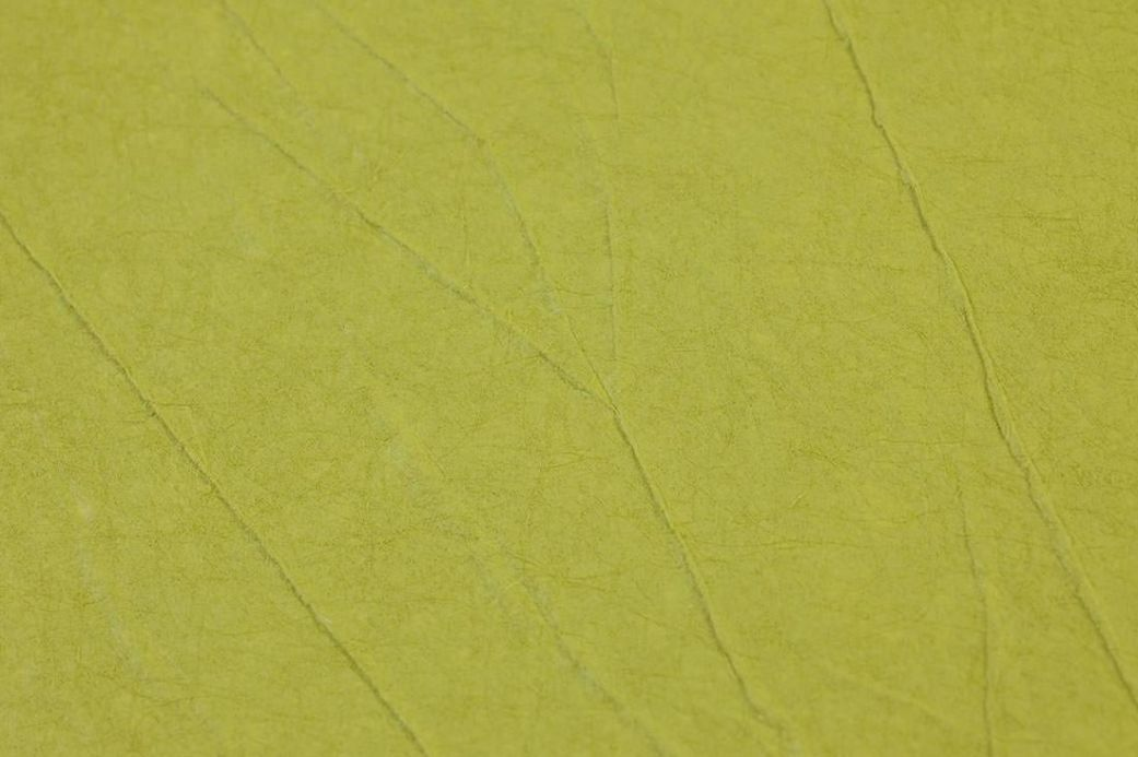 Archiv Wallpaper Crush Elegance 05 yellow green Detail View