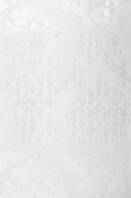 Archiv Wallpaper Maresa white Roll Width
