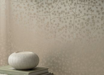 Wallpaper Belmira grey white