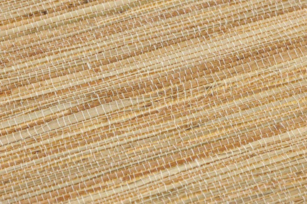 Natural Wallpaper Wallpaper Grasscloth 08 pale brown Detail View