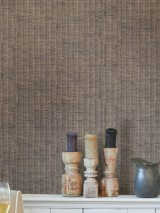 Wallpaper Rattan Weave Matt Woven Rattan Beige grey