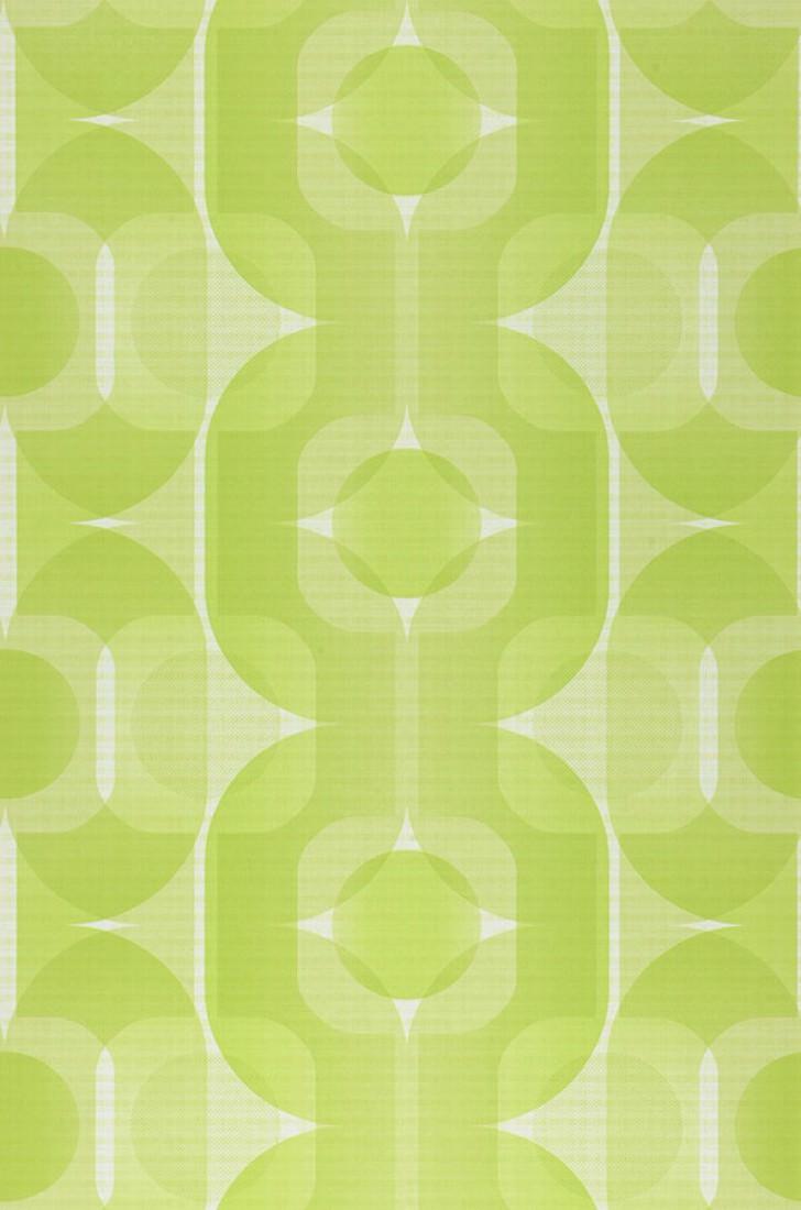 Carta da parati sinon verde bianco verde giallastro for Carta parati verde