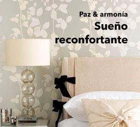 Papel pintado dormitorio de ensue o papel dise ado con - Papel pintado dormitorio principal ...