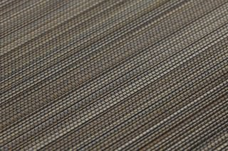 Wallpaper Thin Bamboo Strips 03 Matt Solid colour Grey brown Green brown Olive grey