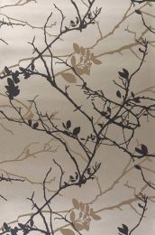 Papel de parede Epona marrom pálido