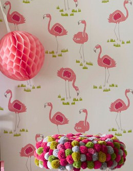 Flamingo Oasis