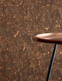 Papel pintado Cork on Roll 03 tonos de marrón