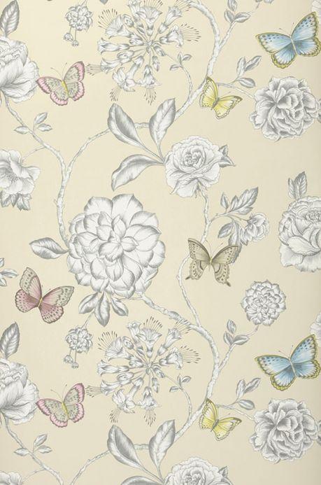Archiv Wallpaper Cordula cream Roll Width
