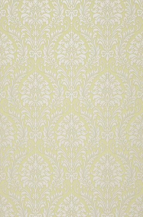 Archiv Wallpaper Sedan yellow green Roll Width