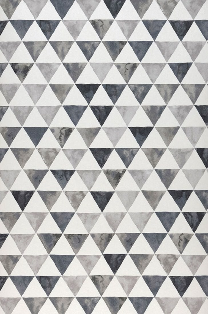 Papel pintado masell blanco crema tonos de gris papeles de los 70 - Papel pintado de los 70 ...