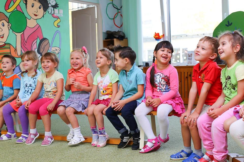 kindergarten-Tapeten