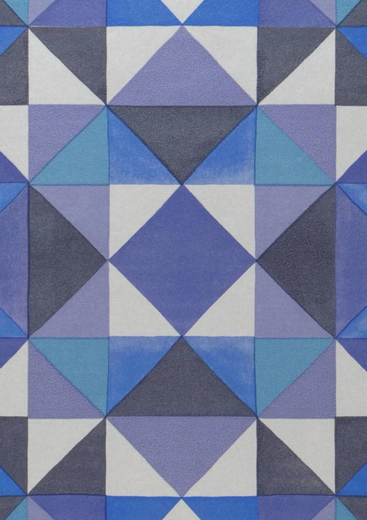 tapete sirius blau cremeweiss perlbrombeer schwarzblau