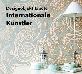 Design Tapeten für kreative Raumkünstler | Neue Designer Tapeten