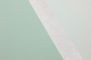 Wallpaper Tyra Matt Stripes Green white Pastel green Silver shimmer