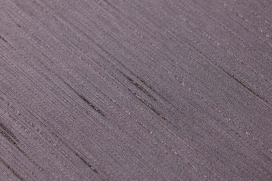 Archiv Papier peint Warp Glamour 10 violet pâle Vue détail