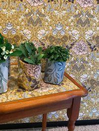 Wallpaper Lovisa sand yellow