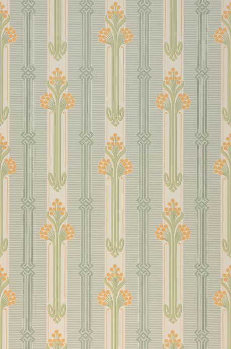 Bedroom Wallpaper Wallpaper Midela saffron yellow Roll Width