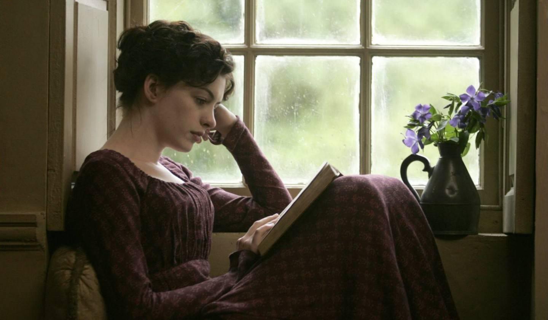 WallpaperStories: Jane Austen