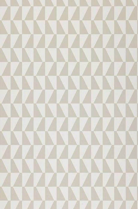 Archiv Papel pintado Balder gris beige claro  Ancho rollo