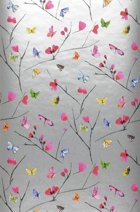 Archiv Papier peint Darleen argenté Largeur de lé