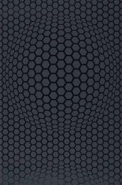 Papel de parede Hypnos preto
