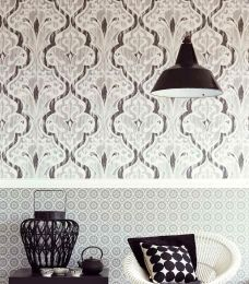 Wallpaper Artio grey