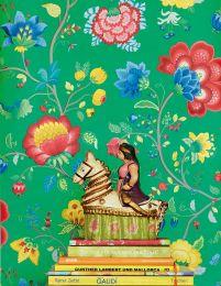 Wallpaper Belisama green