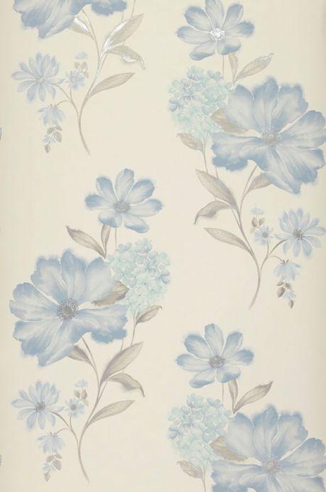 Archiv Wallpaper Desire pale grey blue Roll Width