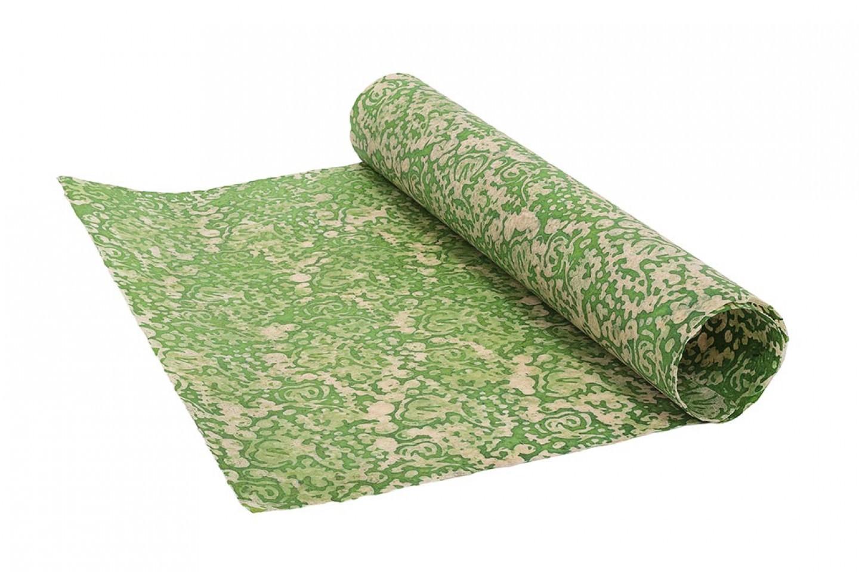 papier peint sangpo beige vert petit pois papier peint des ann es 70. Black Bedroom Furniture Sets. Home Design Ideas