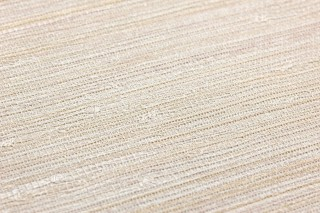 Wallpaper Ludome Matt Grasscloth Imitations Solid colour Beige Cream Light ivory