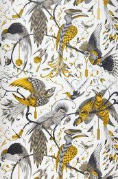 Papel de parede Audubon amarelo
