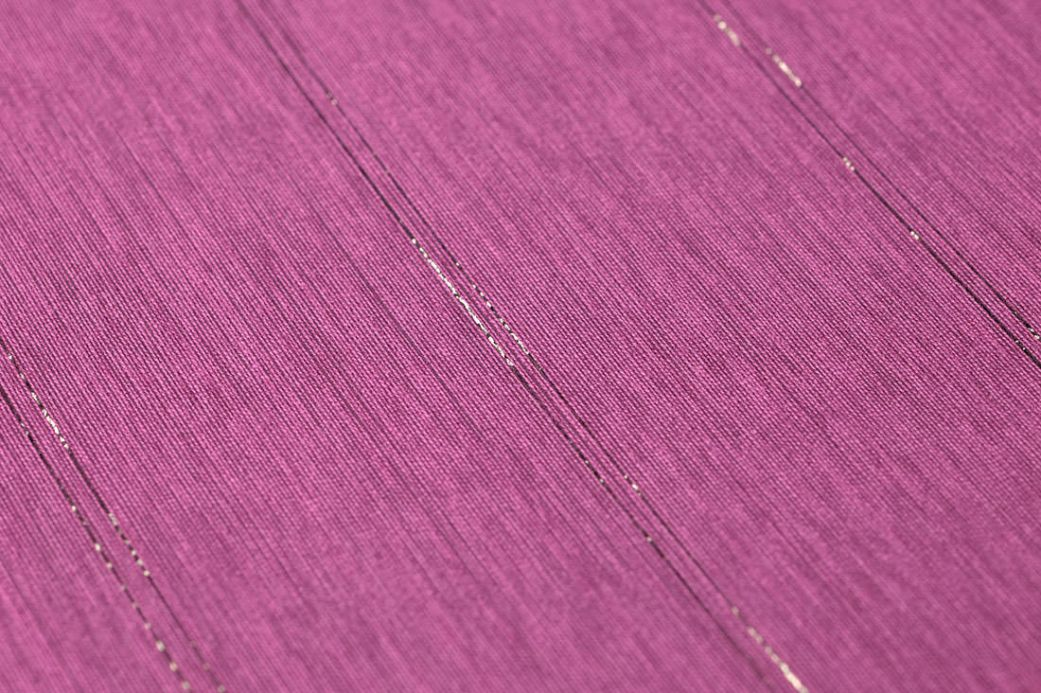 Archiv Wallpaper Viviane violet Detail View