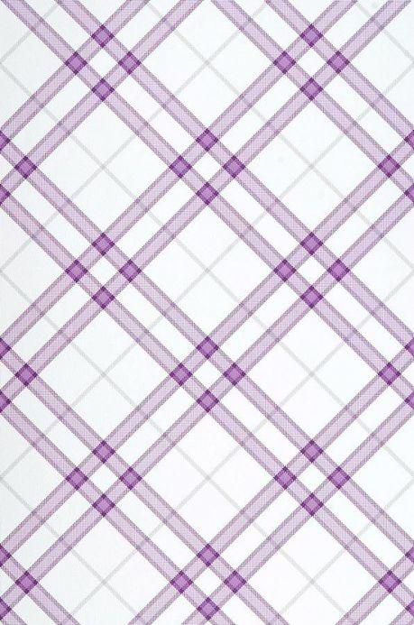 Archiv Papier peint Jara violet Largeur de lé