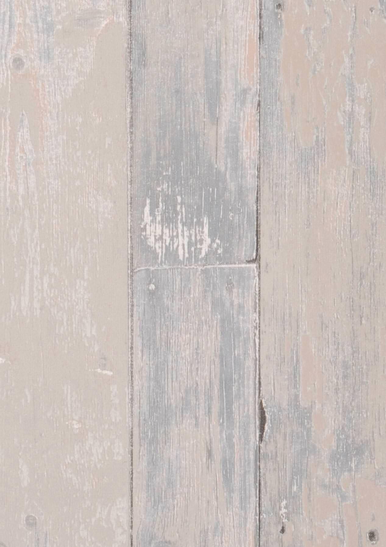 Tapete country wood basaltgrau blassbraun graubeige for Tapete nach hause