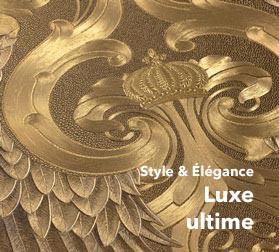Papier Peint Glamour Et Luxe Irrésistible Papier Peint De Designer