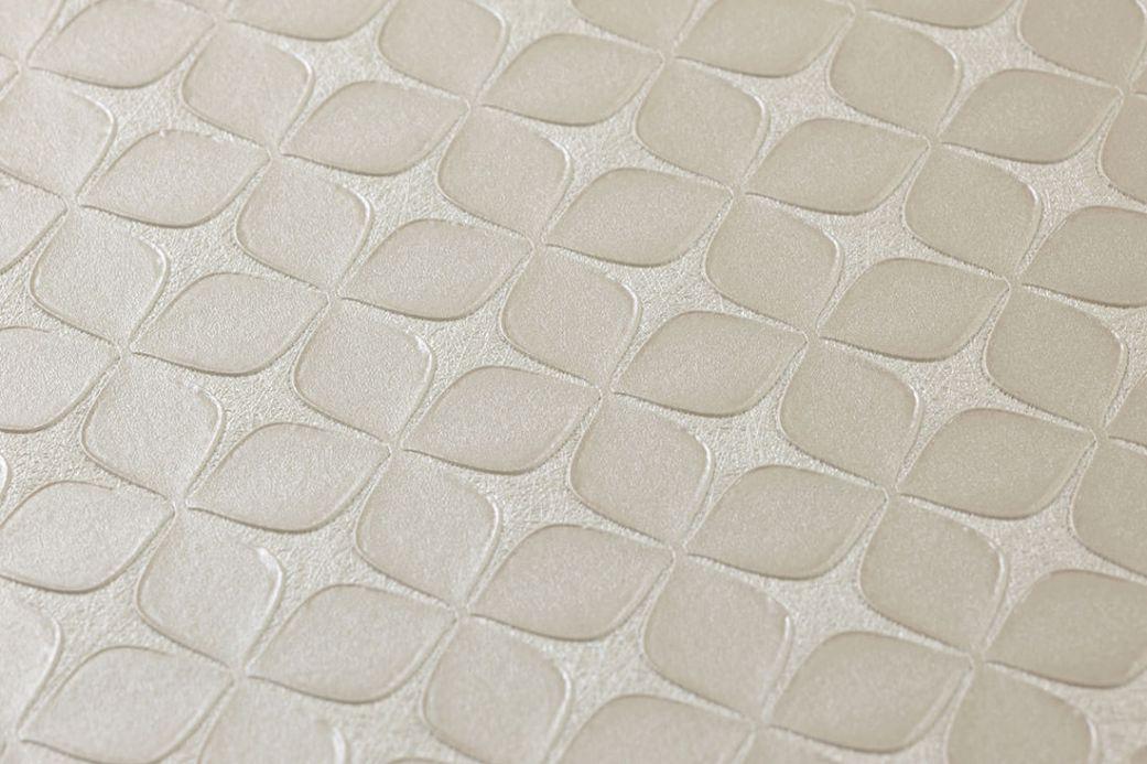 Archiv Wallpaper Korsal light ivory Detail View