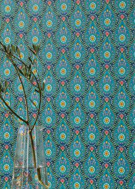 Papier peint Imaginarium bleu d'eau Raumansicht