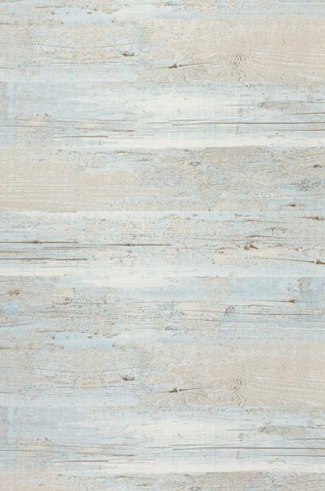 Archiv Papel de parede Sakul turquesa pálido Largura do rolo