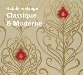 Papier Peint Moderne Et Nouvelles Tendances Dans Notre Boutique Design