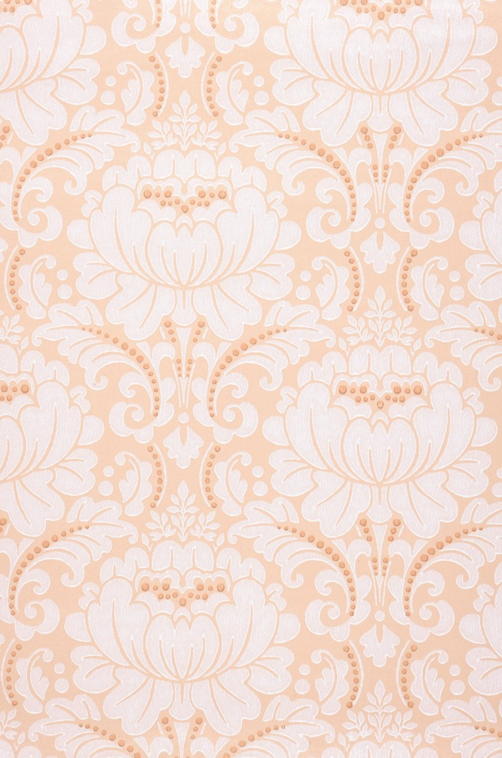 Wallpaper Charlene Beige Brown Beige Cream Wallpaper From