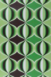 Papel de parede Delos verde