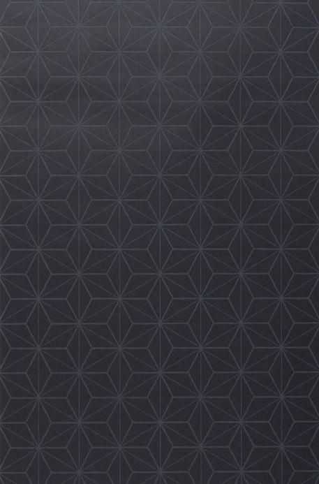 Archiv Papier peint Hemsut noir Largeur de lé