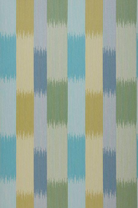 Archiv Papel pintado Milella azul turquesa Ancho rollo