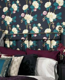 Wallpaper Divine turquoise